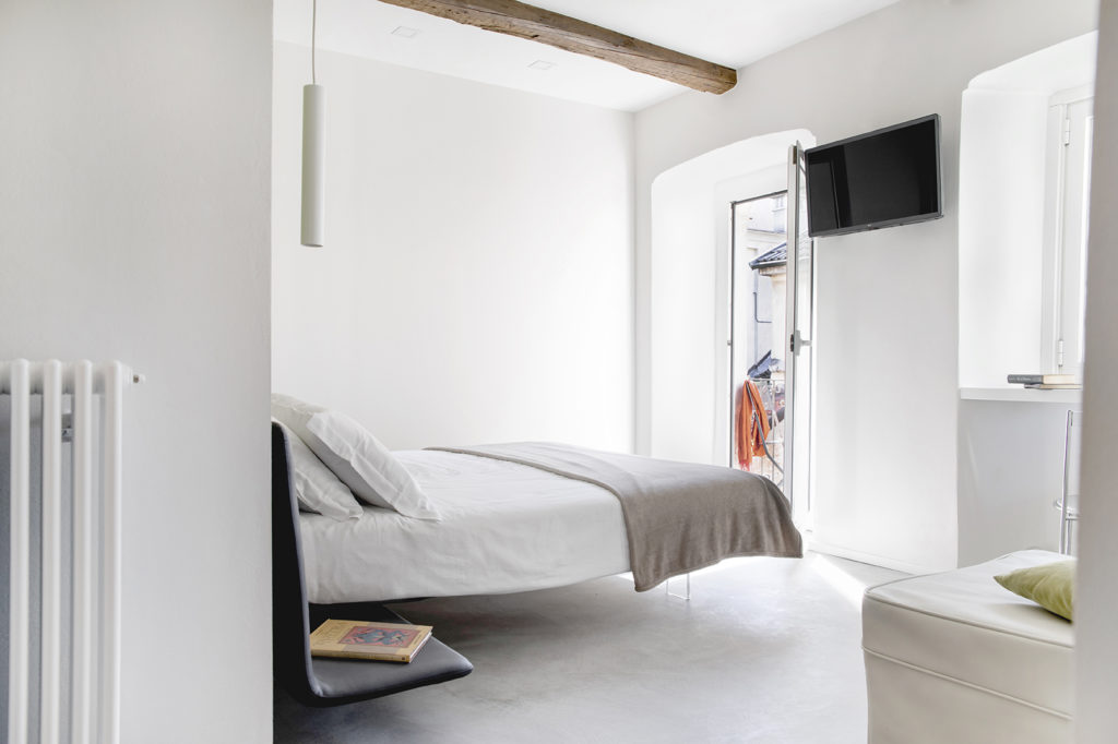 letto bed and breakfast domodossola