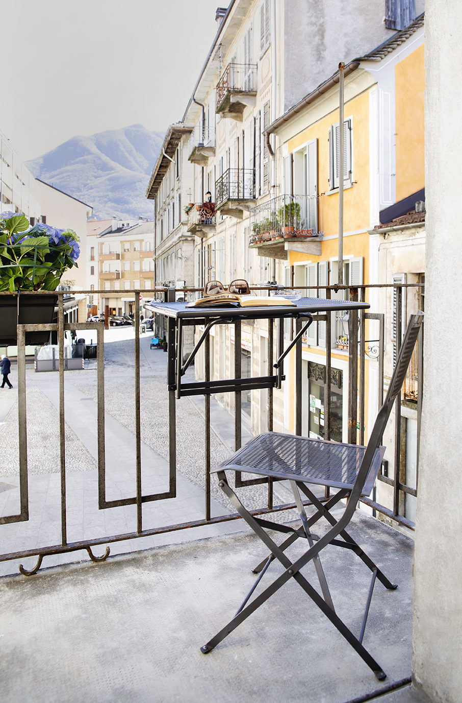 bed and breakfast domodossola balcone relax